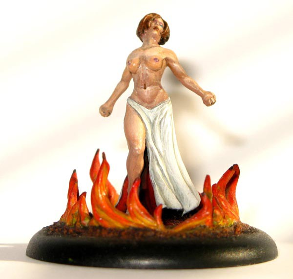 Concubine of Flame