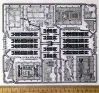Iron Curtain, mediun elements sprue