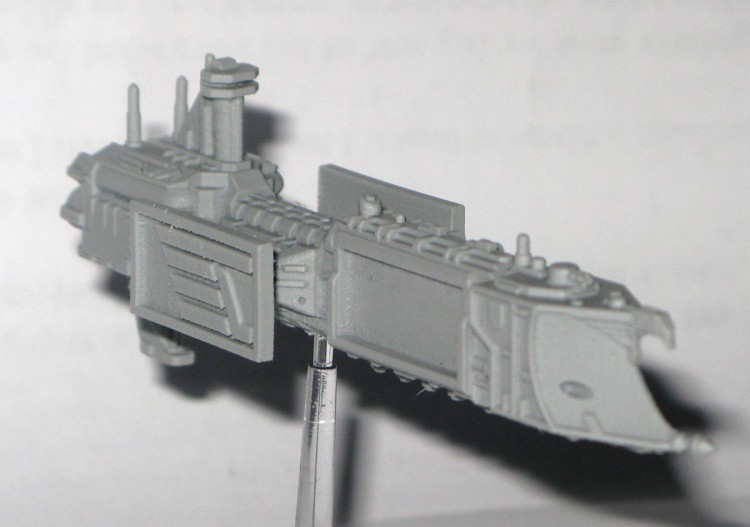 Otvajny pattern light cruiser