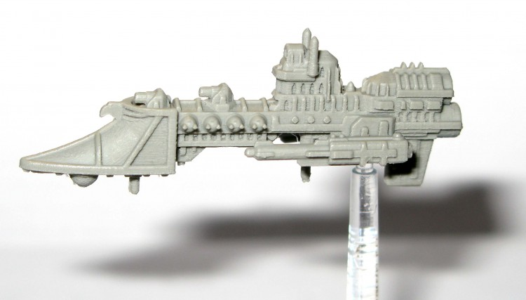 Kladenetc pattern space destroyer ship
