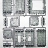 Repulse defence line - sprue of windows