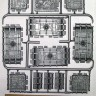 Repulse defence line - sprue of walls
